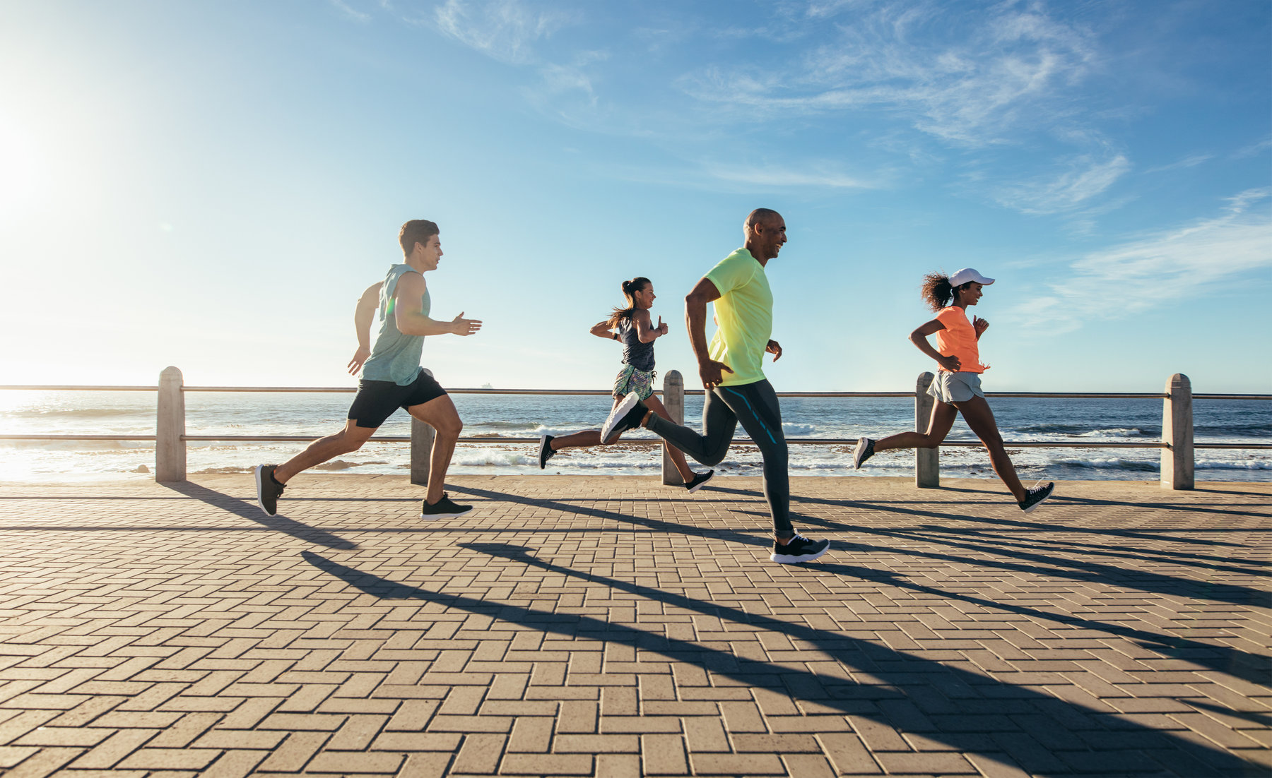 Health Benefits of Engaging in Exercise